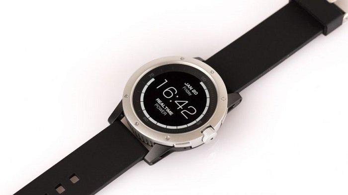 این ساعت هوشمند با گرمای بدن شارژ میشود!