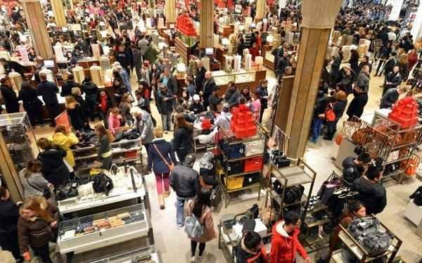 مردم در روز جمعه سیاه، 3340 میلیون دلار خرید آنلاین کردند!