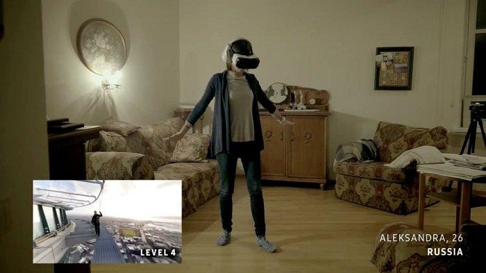 با هدست Gear VR سامسونگ بر ترستان غلبه کنید!