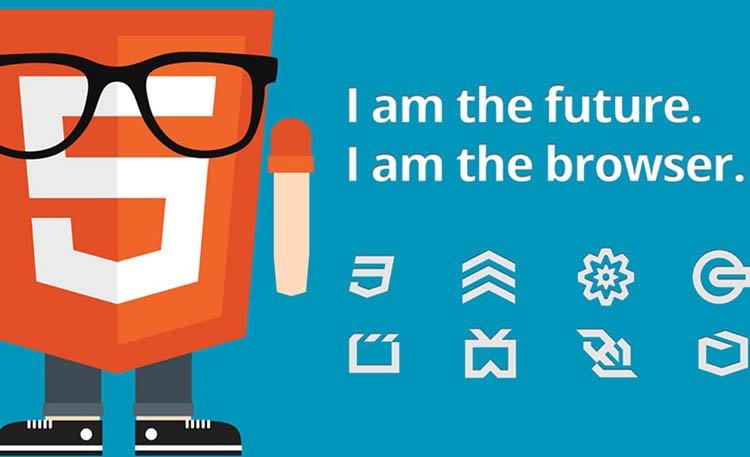 طراحان وب خود را برای نگارش بعدی HTML5 آماده کنند