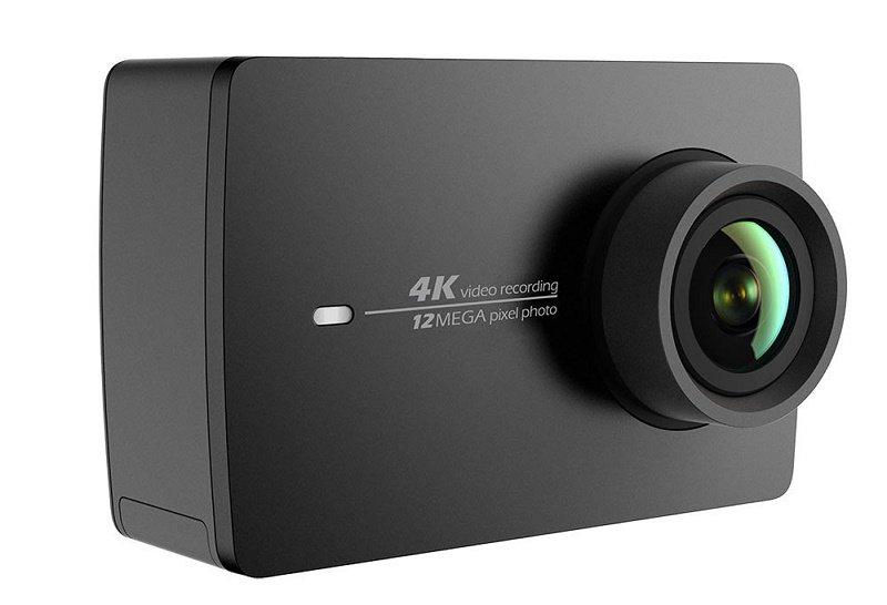 رونمایی از جدیدترین دوربین اکشن Yi با قابلیت 4K در CES 2017