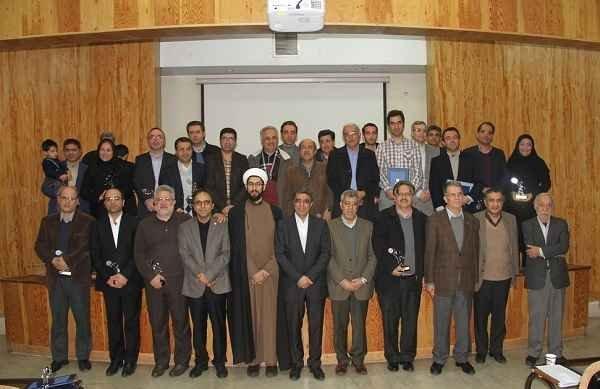 از پژوهشگران برتر دانشگاه صنعتی شریف قدردانی شد + اسامی و عکس