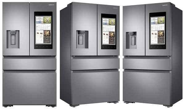سامسونگ جدیدترین یخچال Family Hub را معرفی کرد