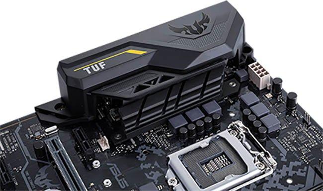 با مادربردهای سری TUF، بهراحتی فرکانس پردازنده را تا 5.4 گیگاهرتز افزایش دهید!