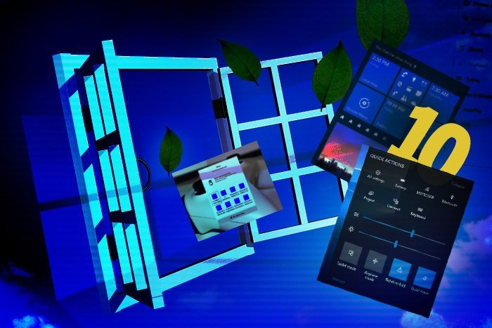 ده ویژگی جدید رابط کاربری ویندوز 10