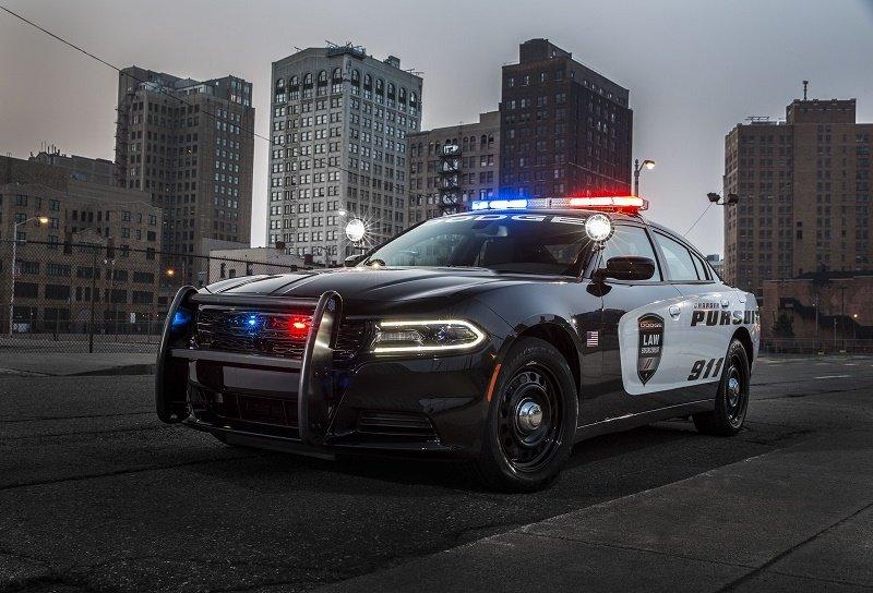 استفاده از سنسورها برای محافظت از مأمورین پلیس در جدیدترین خودروی دوج