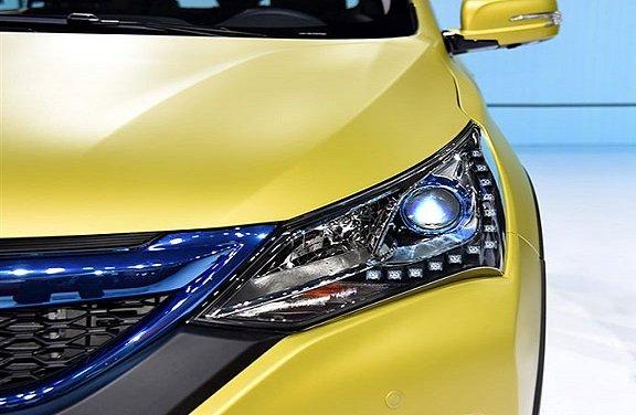 دو خودروی جدید BYD در نمایشگاه خودروی تهران رونمایی شدند + عکس
