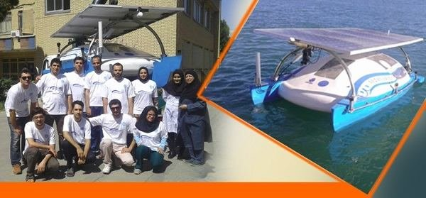 ساخت قایق خودران در دانشگاه تهران