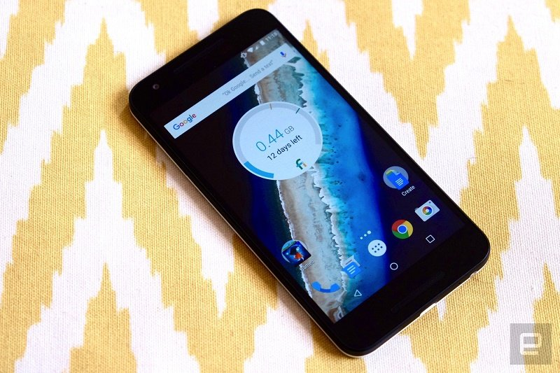 گوگل در حال آزمایش تماس صوتی روی LTE است