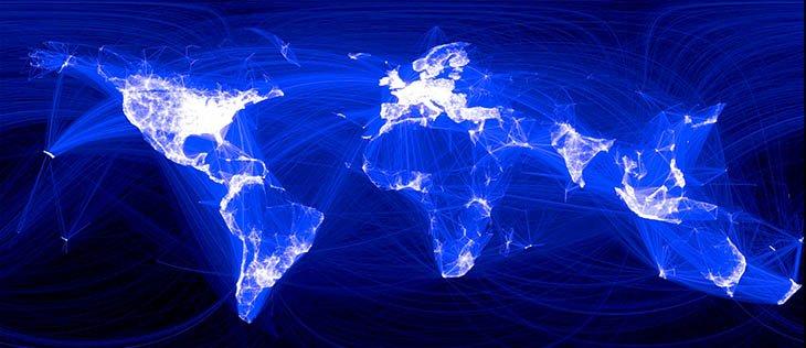۶ فناوری جدید که اینترنت پرسرعت را به گوشه و کنار جهان میرسانند