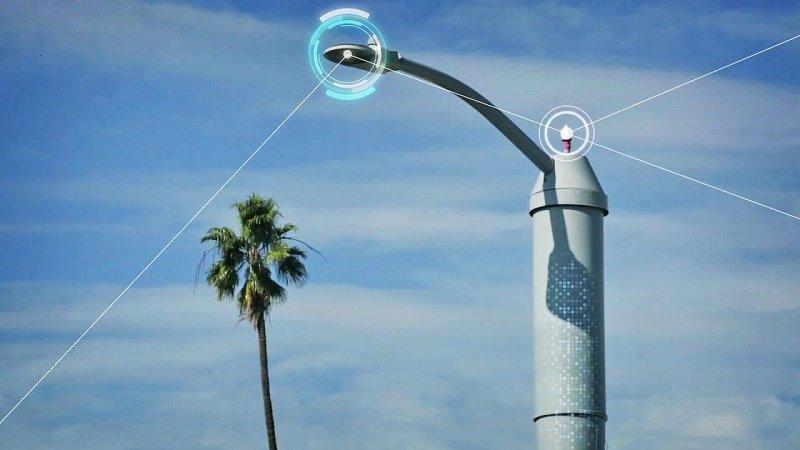 وظیفه جدید چراغهای خیابانها: کنترل ترافیک و تشخیص تیراندازی