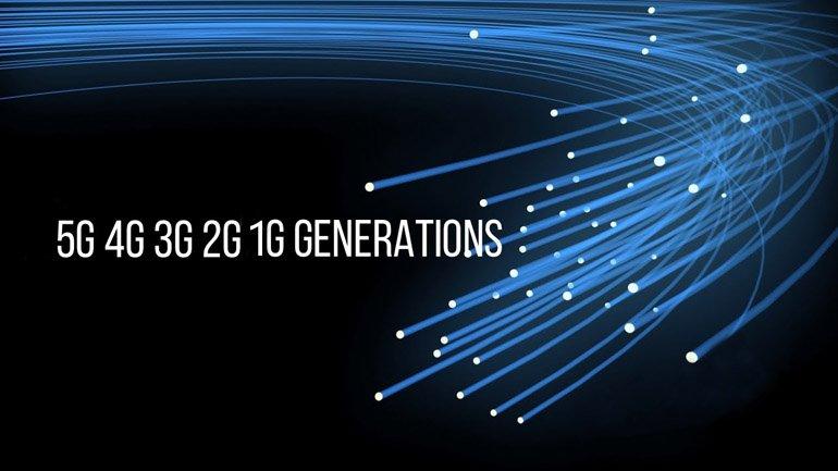 از نسل صفر تا نسل پنجم، تمام نسلها در یک نگاه