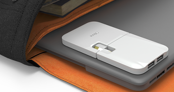 تماشا کنید: باریکترین شارژر موبایل و لپتاپ دنیا معرفی شد
