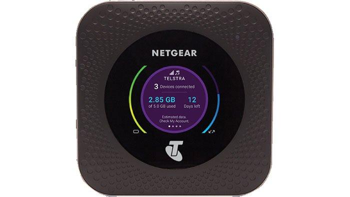 روتر موبایل LTE با سرعت یک گیگابیت