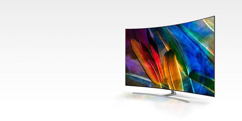 تلویزیونهای QLED و فریم سامسونگ معرفی شدند