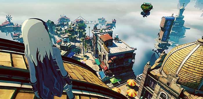 جاذبه جذاب: معرفی و بررسی بازی Gravity Rush