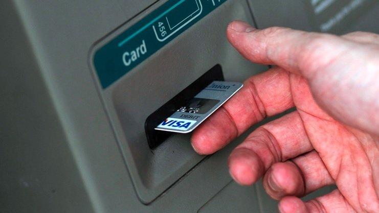 بدون کارت اعتباری از خودپردازهای بانکها پول بگیرید