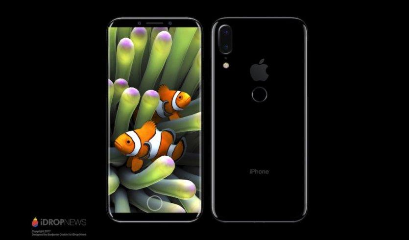 آیفون 8 بسیار شبیه به کدام گوشی اندرویدی طراحی میشود؟