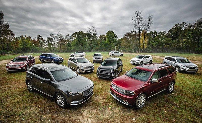 ۱۰ خودروی شاسیبلند زیبای سال ۲۰۱۷