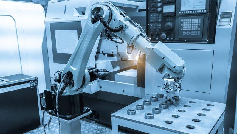 احتمال هک روباتهای صنعتی وجود دارد