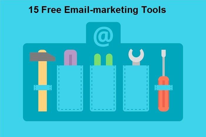 ۱۵ ابزار رایگان برای بازاریابی ایمیلی موثر