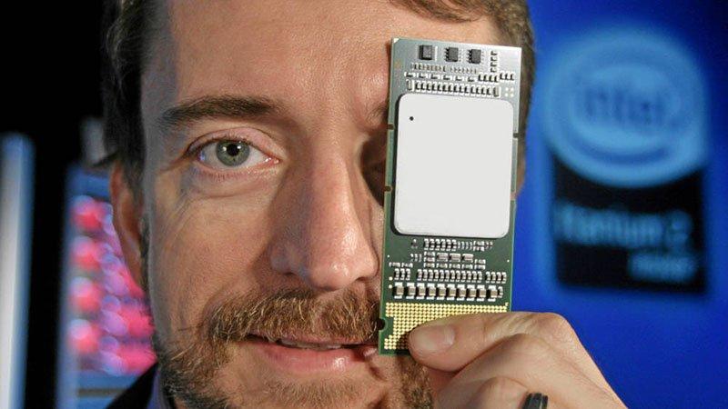آخرین نسل پردازندههای سرور ایتانیوم اینتل معرفی شد