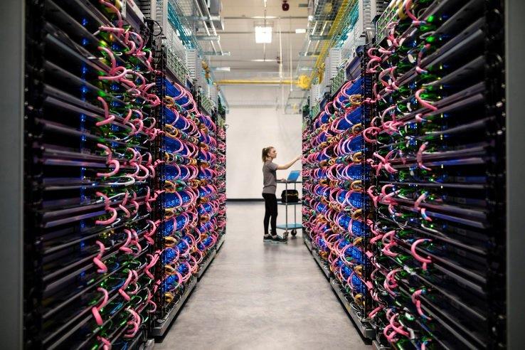 گوگل از نسل دوم تراشههای تانسور فلو رونمایی کرد