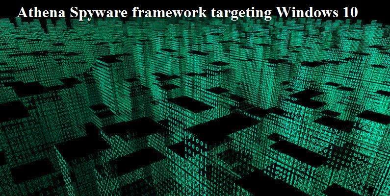 اسناد دو جاسوسافزار قدرتمند و جدید آتنا و هرا منتشر شد