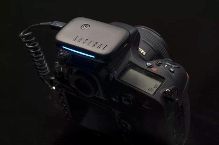 گجتی برای عکاسی حرفهای و هوشمند از راه دور