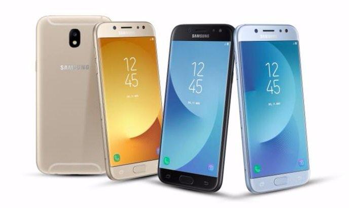 نسخه 2017 گوشیهای گلکسی جی سامسونگ معرفی شدند