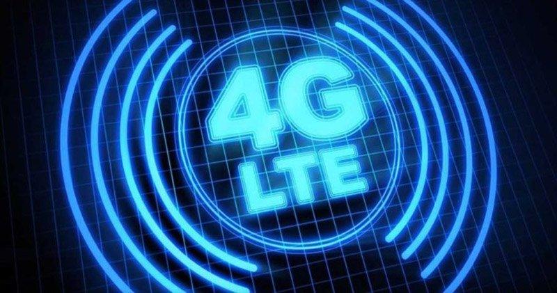 ۵۷ درصد ایران زیر پوشش 4G LTE است