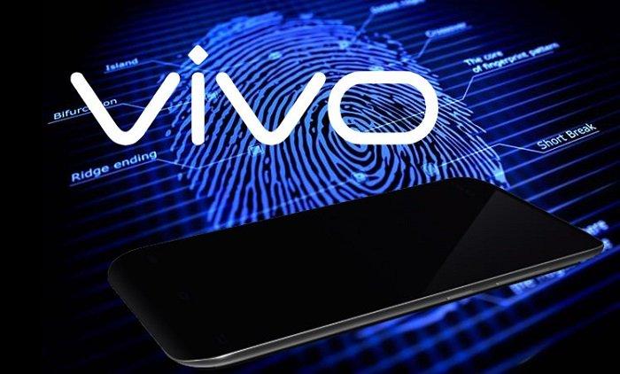 تلفیق اسکنر انگشت با نمایشگر گوشی توسط ویوو انجام شد + عکس