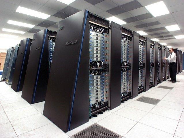 سوییس یکی از سه ابرکامپیوتر فوق قدرتمند دنیا را در اختیار دارد
