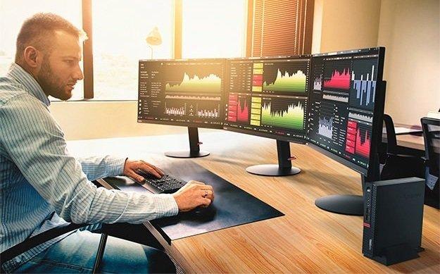 جدیدترین کامپیوتر رومیزی لنوو رونمایی شد + عکس