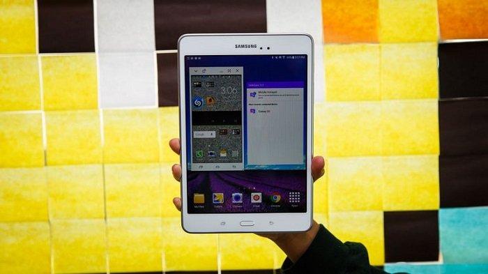 مشخصات نسخه 2017 تبلت Galaxy Tab A 8.0 سامسونگ فاش شد