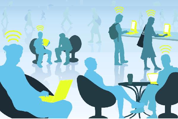 802.11ax: راهکاری برای شبکههای وایفای شلوغ