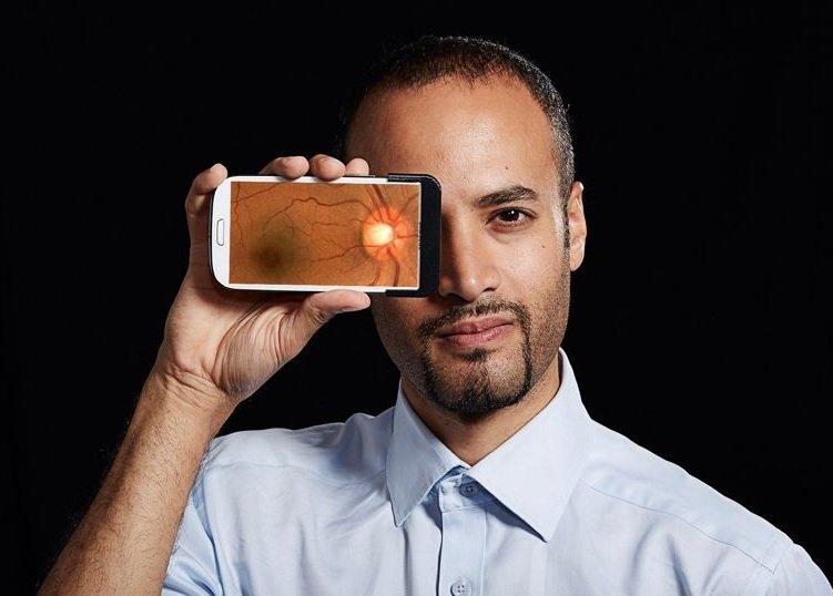 پژوهشگران هشدار دادند: گوشیهای هوشمند باعث تغییر حالت چشمان میشوند
