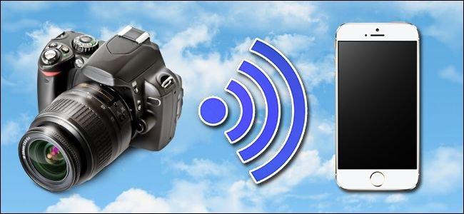 با این ترفند عکسهای دوربین DSLR را بهصورت وایرلس به گوشی انتقال دهید