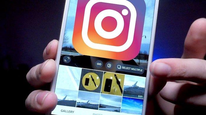 آموزش قرار دادن چند عکس در یک پست اینستاگرام