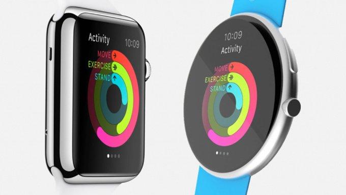 اپل واچ 3 با ظاهری کاملا متفاوت معرفی میشود!