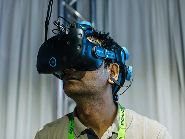 ارائه اولین بازی واقعیت مجازی که با مغز کنترل میشود
