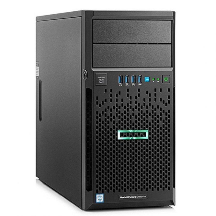 بررسی تخصصی سرور HPE ProLiant ML30 G9