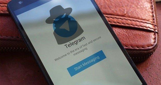 آیا فرد دیگری هم به اکانت تلگرام شما وصل است؟
