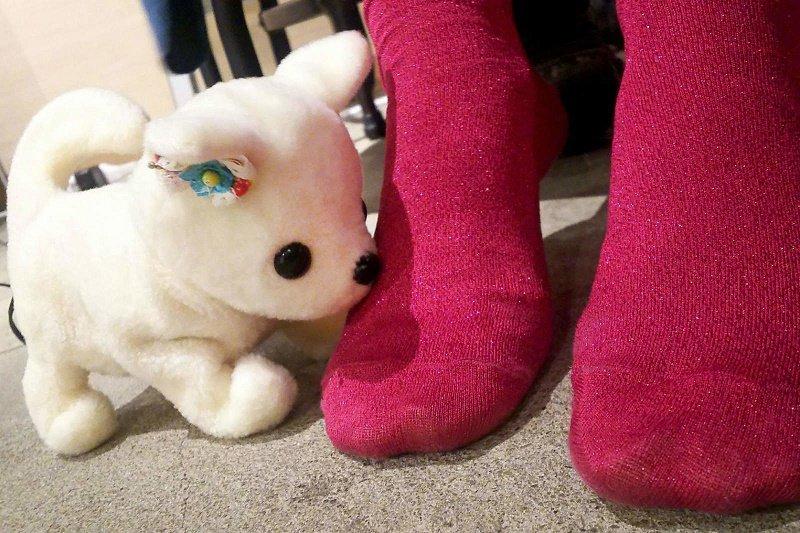 سگ روبات ژاپنیها با استشمام بوی بد پا غش میکند + ویدیو