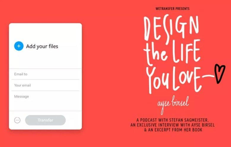 فایلهای بزرگ را با ویترنسفر بهصورت رایگان و آنلاین ارسال کنید + دانلود