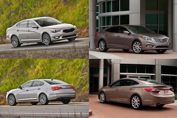 کیا کادنزا یا هیوندای گرنجور؟ کدام خودروی بهتری است؟