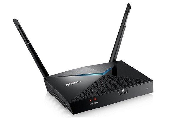 ASRock AC1300 روتری برای مدیریت اینترنت اشیا و خانههای هوشمند