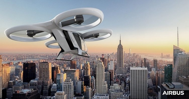 ایرباس سال آینده تاکسی پرنده خود را آزمایش میکند