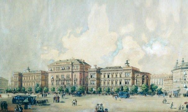 قدیمیترین دانشگاه علوم پزشکی مجارستان؛سِمِلوایز