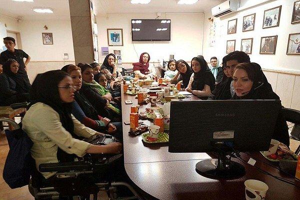 دفتر کار مجازی فرصتی برای اشتغالزایی معلولان